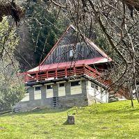 Chata, Veľké Rovné, 72 m², Čiastočná rekonštrukcia