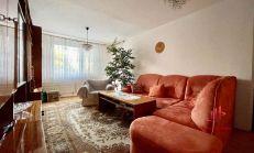 3 izbový čiastočne zrekonštruovaný byt, sídl. Bauring, Komárno, predaj