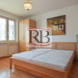 Na prenájom kompletne zariadený 1 izbový byt na Mraziarenskej ulici v Ružinove, BAII