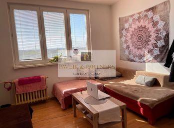 Predaj 3 izbový byt, balkón, centrum mesta