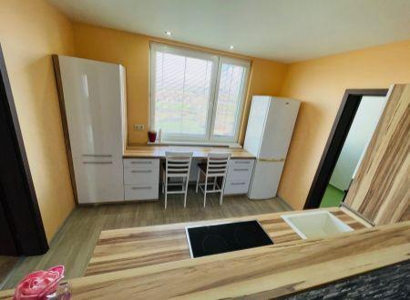 Na predaj 3 i rekonštruovaný byt v Partizánskom