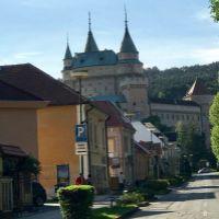 Pre rodinné domy, Bojnice, 993 m²