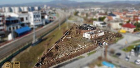 NA PREDAJ stavebný pozemok v širšom centre mesta Trenčín - mestská časť Istebník