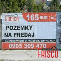 Pre rodinné domy, Sereď, 765 m²