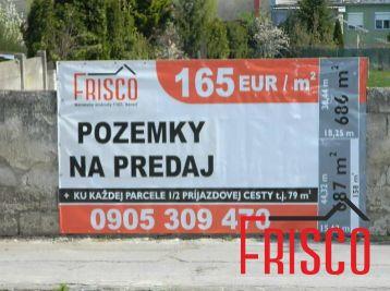Predáme stavebný pozemok v Seredi