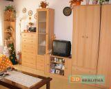 PREDANÉ 1-izbový byt Centrum - Prievidza