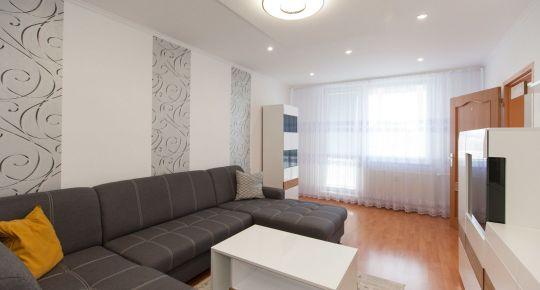 Predaj rekonštr. zariad. 3,5 izb bytu 74m2 OV 5psch._voľný