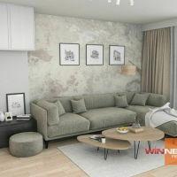 2 izbový byt, Košice-Krásna, 57 m², Vo výstavbe