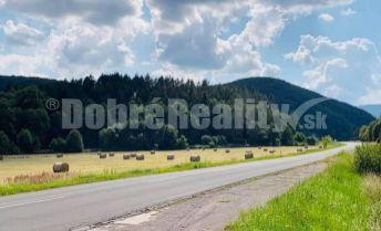 Na predaj pozemok v priemyselnej zone