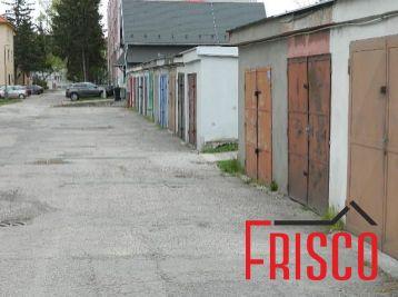 Predáme garáž v Seredi