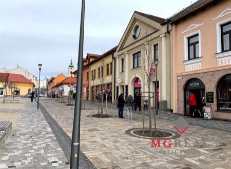Reštaurácia na prenájom v Topoľčanoch