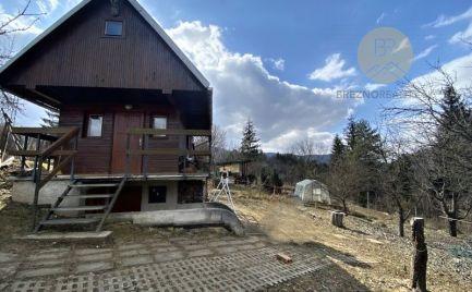 Záhradná chatka v blízkosti rekreačných oblastí - Bystrá, Tále - Nízke Tatry