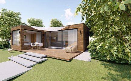 Ponuka modulárnych domov