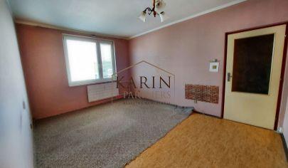 REZERVOVANÉ - Slnečný 1-izbový byt v meste Holíč