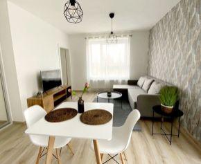 Novostavba 2 izbový byt s balkónom na prenájom Galanta - West