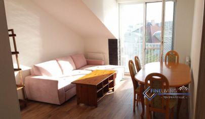 Prenájom, 3 izb. byt, ul. Čermánske námestie, novostavba, balkón.