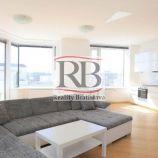 Na prenájom výnimočný 100 m2 byt s terasou a nádherným panoramatickým výhľadom v Panorama city, BAI