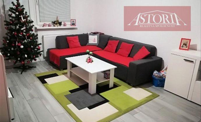 2-izb. byt s balkónom - Martin - SEVER - PRENÁJOM