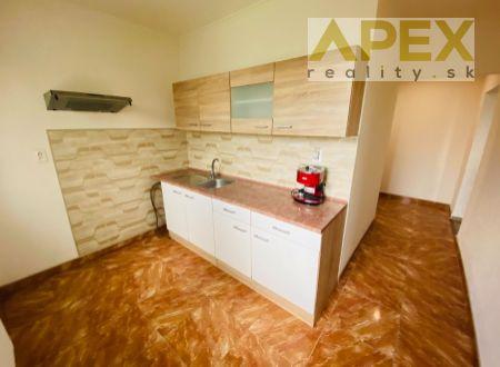 Exkluzívne APEX reality prenájom 3i. bytu na Hlohovej ul., 70 m2, čiastočne zariadený