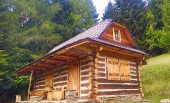Slovenská drevenica 6 x 4 m