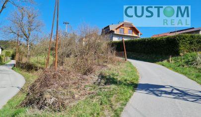 Predáme záhradu v malej Bytči o výmere 1378m2
