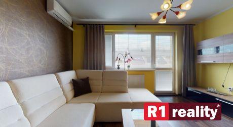 Pekný 3 izb. byt s 2 balkónmi, 69 m2, kompletná rekonštrukcia, Trebatice, okr. Piešťany