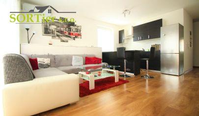SORTier s.r.o. ponúka na prenájom 3 izbový byt -  NOVOSTAVBA