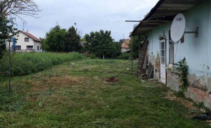 Predaj slnečného pozemku v obci Komoča.