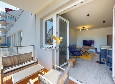 EXKLUZÍVNE LEN U NÁS!! Veľký 2 izbový byt na predaj s 3D prehliadkou