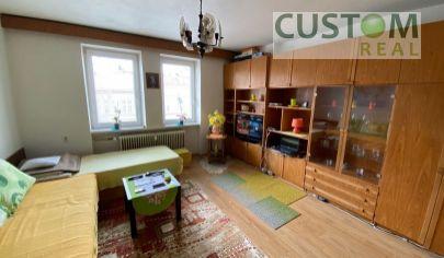 Pekný 2-izbový byt priamo v centre na prenájom