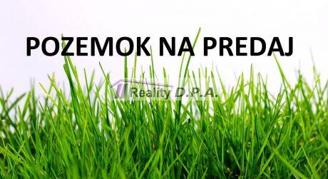 REZERVOVANÉ-Ponúkame na predaj stavebný pozemok v obci Záborie o výmere 742m2