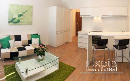 PRENÁJOM 2 izbový byt NOVOSTAVBA Bratislava Ružinov Miletičova 60 - EXPISREAL