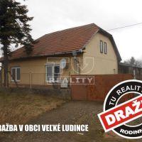 Rodinný dom, Veľké Ludince, 1075 m², Čiastočná rekonštrukcia