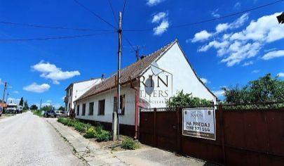 NA PREDAJ 5 izb. rodinný dom s  pekným pozemkom 1245m2 v príjemnej obci Smolinské, okr. Senica