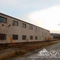 Priemyselný areál, Markušovce, 1139 m², Pôvodný stav