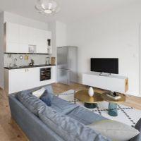 2 izbový byt, Bratislava-Petržalka, 46 m², Novostavba