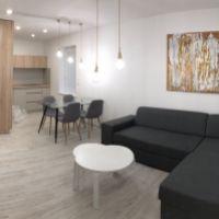 2 izbový byt, Trnava, 40 m², Novostavba