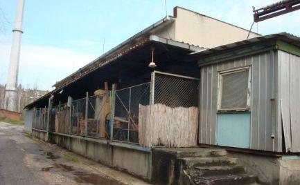 Sklad/výrobné priestory - areál Mostárne Brezno