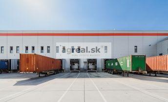 Skladovo-výrobné priestory s možnosťou kancelárií pri Dunajskej strede