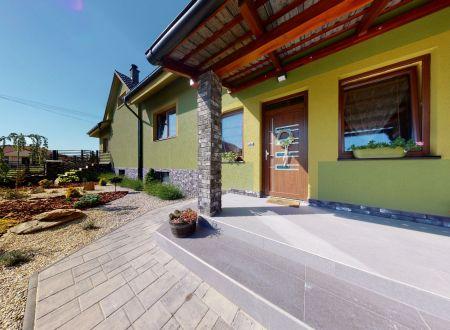 Luxusný dom PLUS reštaurácia / Madunice pri Piešťanoch