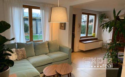 PRENÁJOM  3 izbový útulný domček Korytnická Podunajské Biskupice  EXPIS REAL