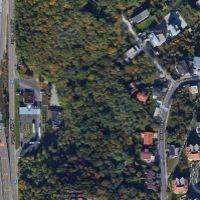 Záhrada, Bratislava-Staré Mesto, 2257 m²