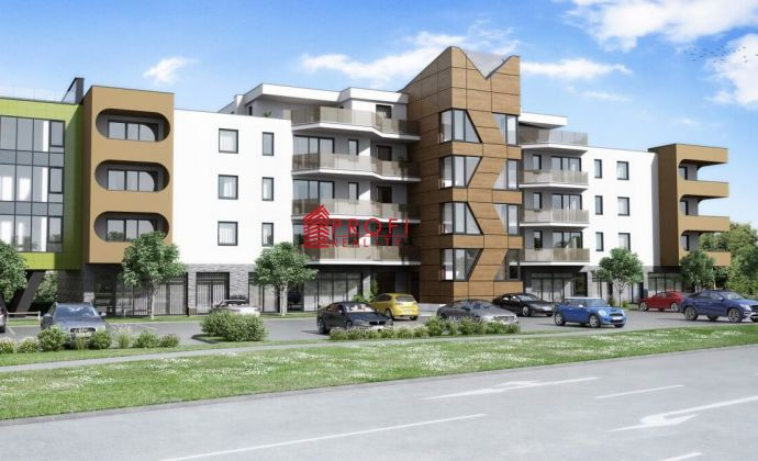 1- izbové byty ( novostavba ) v centre Dunajskej Stredy
