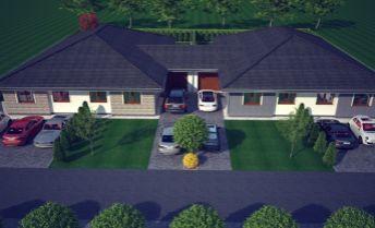 Novostavba 4-izbový rodinný dom v Galante