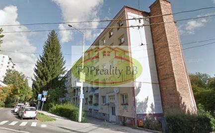 Exkluzívny veľký 3  izbový tehlový byt, 74 m2, Banská Bystrica, Fončorda - kompletná rekonštrukcia cena  162 000€