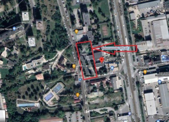 pre bytovú výstavbu - Košice-Juh - Fotografia 1