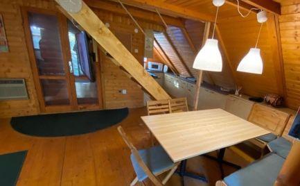 Zaujímavá ponuka prenájmu klimatizovanej chaty na Zlatých Pieskoch, Bratislava