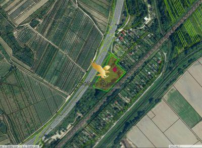 Na predaj rozsiahly pozemok 6867 m2