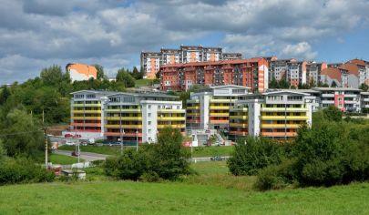 Slnečný 2-izbový byt v novostavbe Slnečné terasy - Hájik
