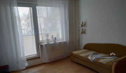 Prenájom 1 izb.byt, ul. Hlboká, Čermáň, balkón.